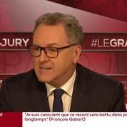 Macron à Chambord : pour Richard Ferrand, «ça ne casse pas trois pattes à un canard»