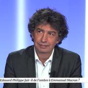 Éric Decouty : « Edouard Philippe est le premier collaborateur de Macron. Et cela fonctionne »