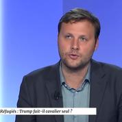 Alexandre Devecchio «Les Français sont trop sévères avec Donald Trump qui apparaît comme le défenseur de la souveraineté»