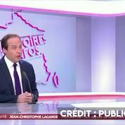 Jean-Christophe Lagarde prêt à soutenir Gérard Collomb sur l'immigration