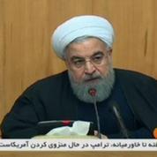 Les Iraniens ont le droit de manifester, selon leur président