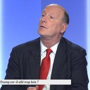 Renaud Girard : « C'est une grave descente pour Trump mais il restera président jusqu'au bout »