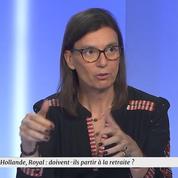Véronique Reille-Soult : « Sur Hollande, l'émoji qui circule sur les réseaux sociaux pleure de rire »