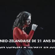 Lorde annule son concert en Israël après un appel au boycott