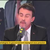 Manuel Valls : «Le projet indépendantiste est mort face à la réalité»