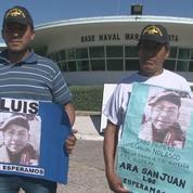 Argentine : Les familles du sous-marin disparu manifestent