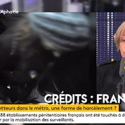 Valérie Pécresse : «Il m'est déjà arrivé de gifler un frotteur dans le métro»