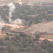 Conflit en Syrie : les images des combats à Afrine