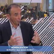Eric Zemmour : «La mondialisation détruit les peuples européens»