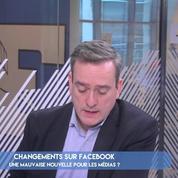 FOCUS-«la décision de facebook est une catastrophe pour certains médias»