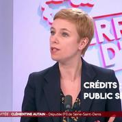 Clémentine Autain : «Nous proposons un référendum» (CETA)