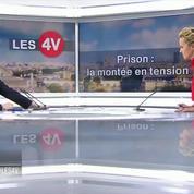 Marine Le Pen : «Je soutiens totalement les revendications et la colère du personnel pénitentiaire»