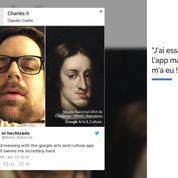 Google fait un carton avec une appli qui vous présente votre sosie artistique