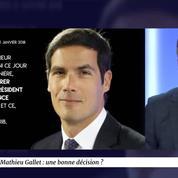 Mathieu Gallet : Le CSA a-t-il eu raison de le virer ?