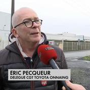 Usine Toyota de Valenciennes : les salariés dans l'attente