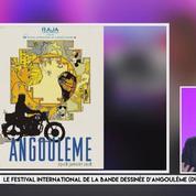 Le Festival de la bande dessinée d'Angoulême se féminise