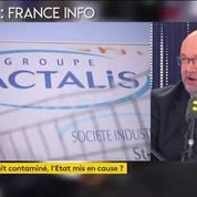 Lait contaminé Lactalis : «Le gouvernement ne pouvait pas savoir», assure le ministre de l'Agriculture