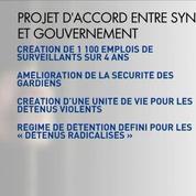 La révolte dans les prisons : vers un accord ?
