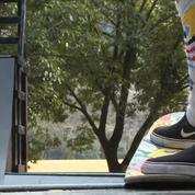 Cette skateuse prodige de 9 ans rêve déjà de Jeux olympiques