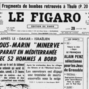 Il y a 50 ans disparaissait le sous-marin «La Minerve»