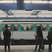 Crack dans le métro parisien : certaines stations ne sont plus desservies