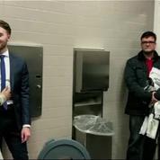 Se marier dans une salle de bain