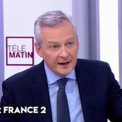 Bruno Le Maire : «La dette est un poison lent pour notre pays»