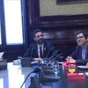 Roger Torrent repousse l'investiture de Carles Puigdemont