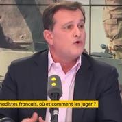 Louis Aliot sur la peine de mort : «J'y ai toujours été favorable, pour les crimes les plus abominables et les terroristes»