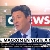 Macron à Calais : Griveaux veut «rompre avec ce qu'on a fait en France depuis de trop nombreuses années»