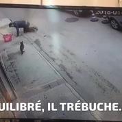 Turquie : il se tord la cheville à cause d'un chat