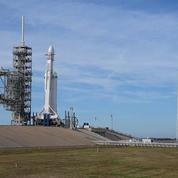 Space X va faire décoller «la fusée la plus puissante du monde»