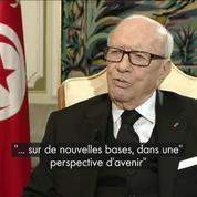 Béji Caïd Essebsi : Entre la France et la Tunisie, ça a toujours marché