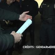 Évacuation de la ZAD de Bure : la gendarmerie nationale diffuse les images des opérations