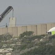 Le Liban dénonce un mur israélien empiétant sur son territoire