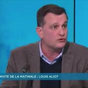 Louis Aliot : « Marine Le Pen n'est pas accrochée au pouvoir comme a pu l'être son père »