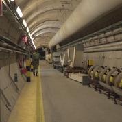 À 490 mètres en dessous du sol, le centre d'enfouissement de déchets nucléaires de Bure