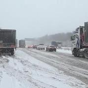 Le Royaume-Uni également touché par la neige