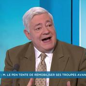 Bruno Gollnisch : Comme pour «Channel, Dior ou le cognac Martell» le FN ne doit pas changer de nom