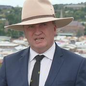 Accusations de harcèlement : le premier ministre adjoint australien démissionne