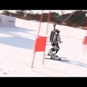 Des robots skieurs en Corée du Sud