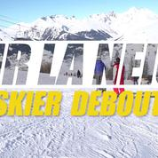 Un moniteur français veut rendre le ski debout accessible aux personnes handicapées