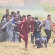 Gaza: des Palestiniens tués par l'armée israélienne