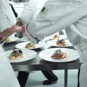 César 2018 : dans les cuisines du Fouquet's avec Pierre Gagnaire