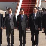 Une délégation sud-coréenne se rend en Corée du Nord ce lundi
