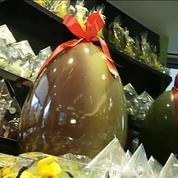 Pâques : du chocolat sans additifs et aux colorants végétaux