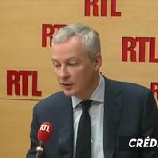 Bruno Le Maire : «Je vais assigner Google et Apple devant le tribunal»