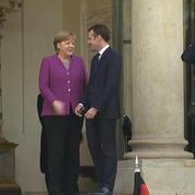 Europe: Macron propose à Merkel une «feuille de route claire et ambitieuse d'ici juin»