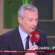 Bruno Le Maire accepte de signer le Mercosur «à condition que les règles soient les mêmes pour tous»