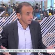 Zemmour :« l'OTAN est inapte à combattre les nouvelles menaces»